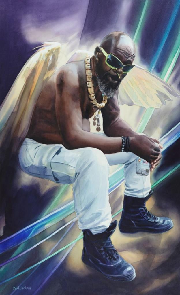 Uncommon Angel