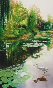 Stalking Monet