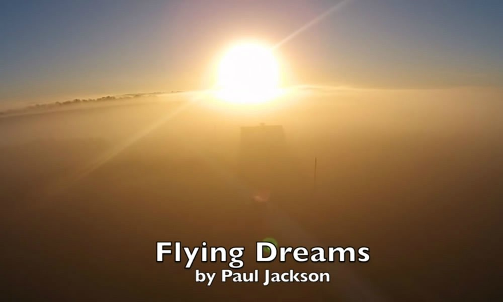 Fkying Dreams by Paul Jackson - Click to Play